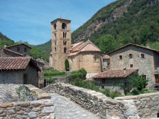 Beget: Sant Crist�fol Church