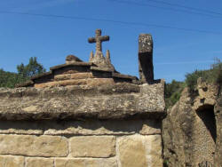 Cemetery of Olius - A view of the cemetery.