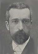 Portrait of Manel Fux� i Leal - Source: the art journal Hispania - n� 63 de 30-9-1901