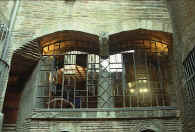 Gaud�: Palau G�ell Patio