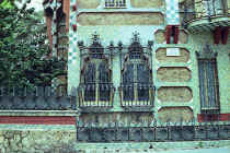 Gaud�   Casa Vicens   Windows