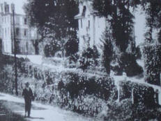 House in Cambo les Bains where Alb�niz died