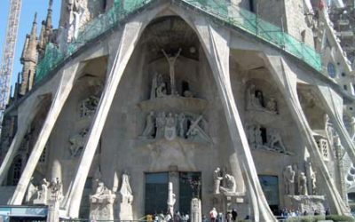 Sagrada Familia – Chronology