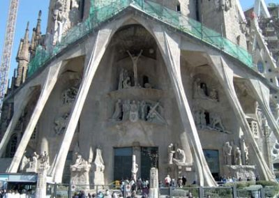 2005-03 (mar1) 018 Gaudi Portic SF