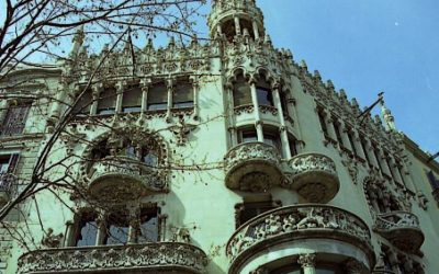 Domènech i Montaner – Lleo Morera House