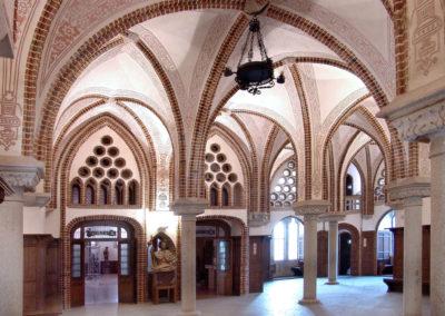 G Astorga Sala_entrada_principal
