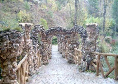 G J Artigas Pont dels Arcs