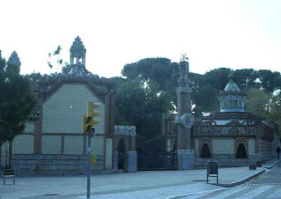 G Pavellons Guell VG prox