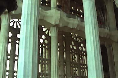 G S Fam Interior Columnes i finestrals