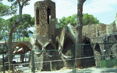 Colonia Guell Crypt