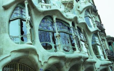 Gaudi  Chronology (1852-1926)
