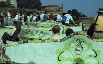 Park Guell – The Bench