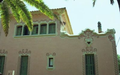 Park Guell – Gaudi House