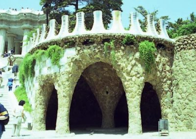 G_Park_Guell_Cova_amb_merlets