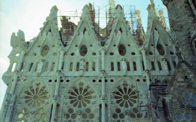 Sagrada Familia – Building Elements
