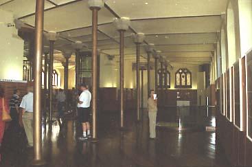 Gaudi Casa Botines Interior P baixa 3