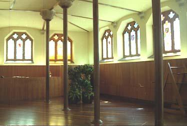 Gaudi Casa Botines Interior P baixa