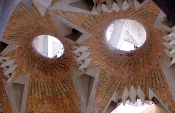 Gaudi's Architectural Technology