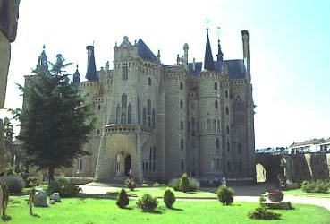 Astorga Episcopal Palace