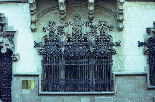Josep Puig i Cadafalch – Coll i Regas House
