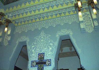 PiC_Casa_Coll_i_Regas_Interior_decoracio_paret_i_sostre