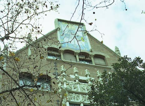 Josep Puig i Cadafalch – Casa De Les Punxes (Punxes House)