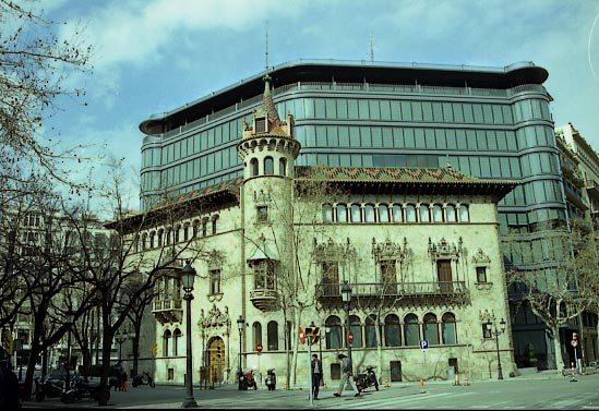 Josep Puig i Cadafalch – Serra House