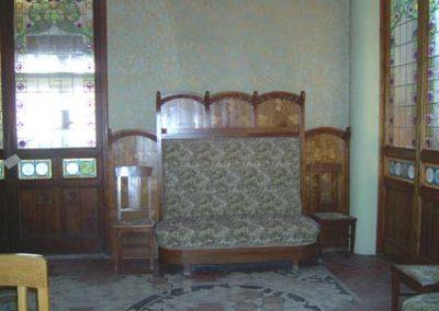 Reus I P Mata Moble sofa a Pab Musica