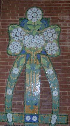 Reus I Pere Mata Mosaic