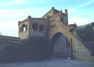 Sitges_Celler_Garraf_Porta_principal