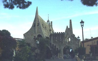 Güell Cellar in Garraf