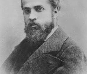 ANTONI GAUDÍ I CORNET  (1852-1926)  Biografia ampliada