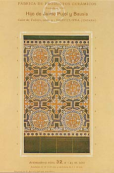 Arrambador n 32 Proj. de A. Gallissa 1901