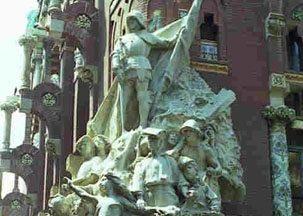 Art Nouveau Sculpture in Catalonia