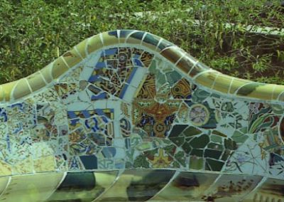 G Park Guell Banc v frontal 7