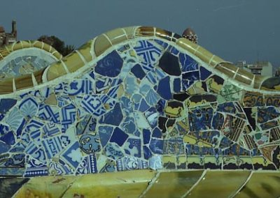 G Park Guell Banc v frontal 8
