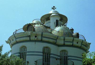 Josep Maria Jujol i Gibert – Torre de la Creu (Casa dels Ous)