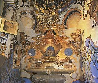 Jujol_Can_Negre_Detall_oratori_-altar-
