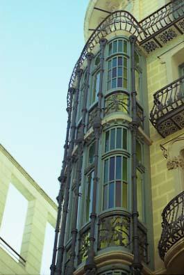 Lleida Casa Llorens Tribuna