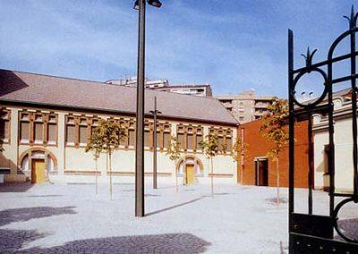 Lleida Escorxador Vista general