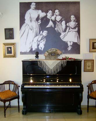 Museu Albeniz Primer piano