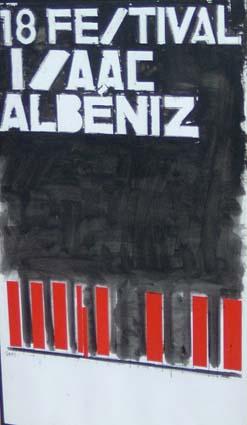 Museu Albeniz Retol del 18 Festival