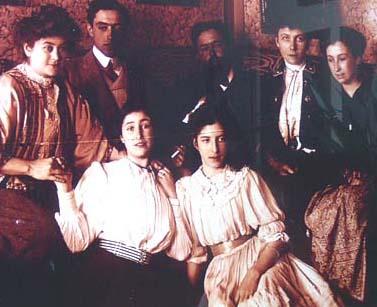 Museu Albeniz amb la familia 2