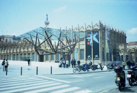 Josep Puig i Cadafalch – Casaramona Factory  (Caixa Forum)