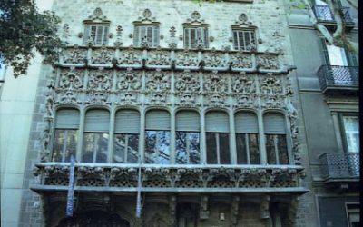 Josep Puig i Cadafalch – Baro De Quadras Palace
