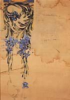 Projecte aquarela segons idea dAdria Gual ca. 1915