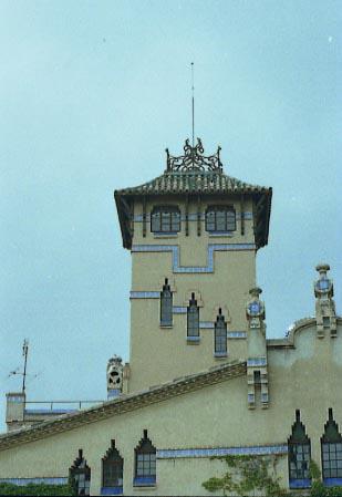 Raspall_LAmetlla_V._Can_Millet_de_Baix_torre