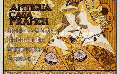 Alexandre de Riquer i Ynglada  (1856-1920)  Posters