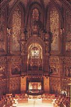 Riquer Decoracio Presbiteri Montserrat