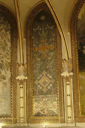Riquer Decoracio Presbiteri MontserratDSC_2961